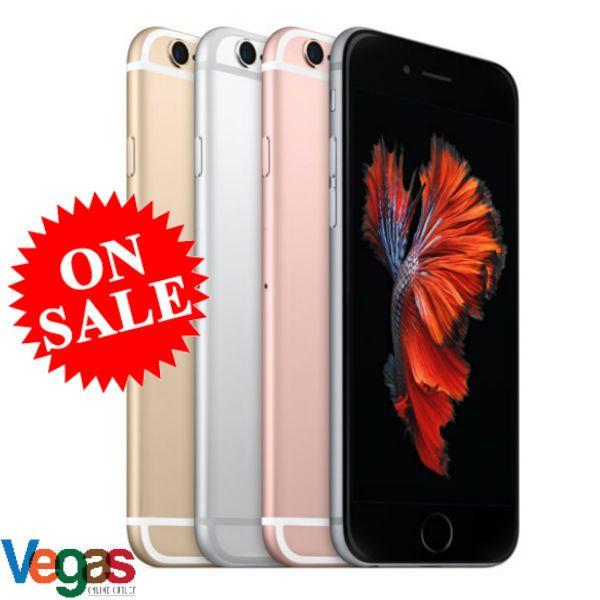 Apple Iphone 6s 6s Plus 16gb 32gb 64gb 128gb Factory Unlocked At T Sprint T Mo Apple Iphone 6 Apple Iphone Et Iphone
