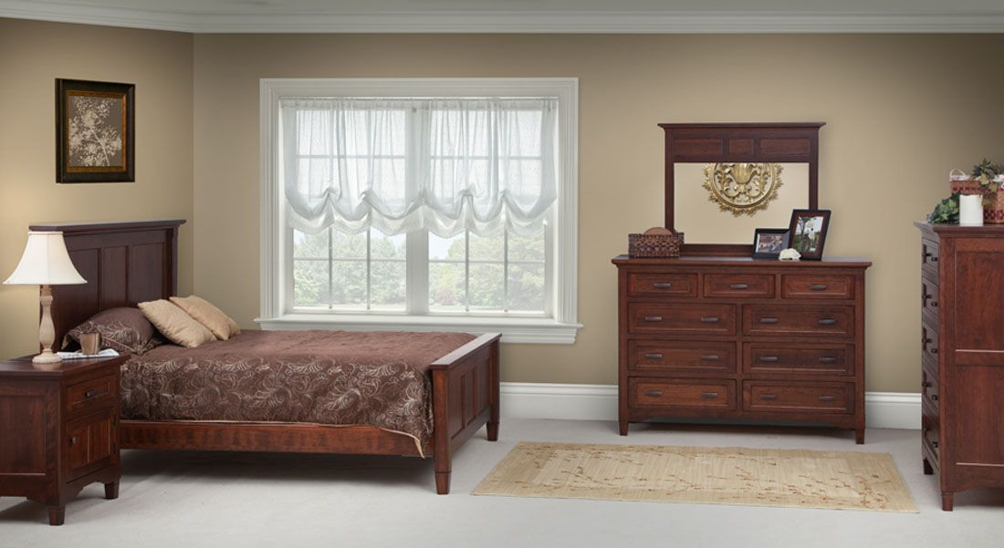 Handcrafted Lexington Cherry Bedroom Furniture   Http://www.carriagehousefurnishings.com/