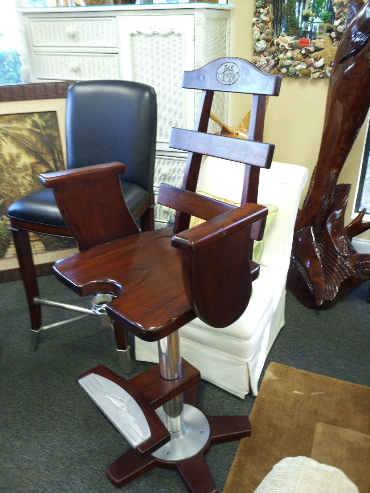 Stupendous This Is The Actual Thomasville Hemingway Pilar Fighting Pdpeps Interior Chair Design Pdpepsorg