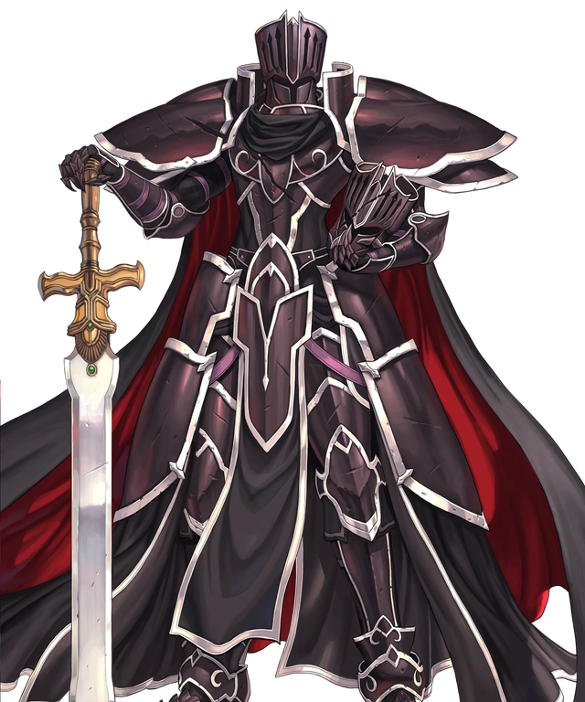 Black Knight But With His Helmet Off But With His Helmet On Fireemblemheroes In 2020 Blackest Knight Knight Fire Emblem