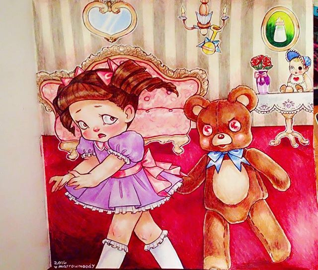 Pin By Paula Odili On Melanie Martinez Melanie Martinez Coloring Book Cry Baby Storybook Melanie Martinez