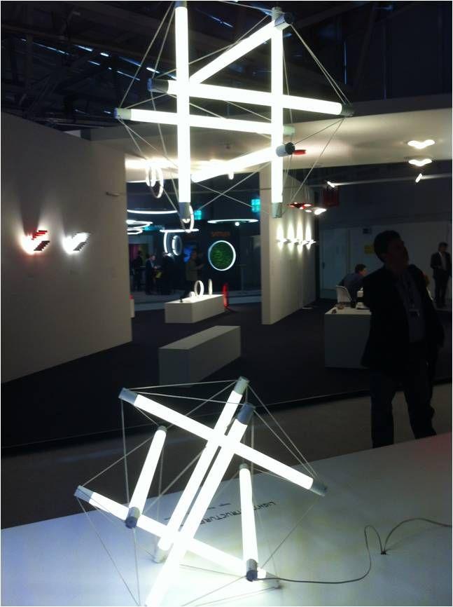 Avanluce, Light Structure_ Ingo Maurer
