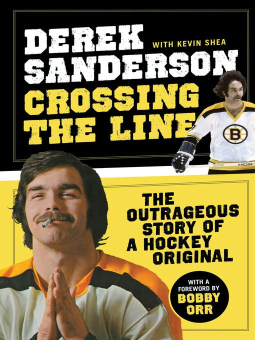 "The autobiography of one of hockey's first rebels and a beloved member of the ""Big Bad Bruins,"" this book shares how Derek Sanderson's ferocious style helped lead the team to two Stanley Cup victories in the early 1970s. Living life in the fast lane, Sanderson grew his hair long, developed a serious drinking problem, and eventually found himself out of the league and prowling the streets for his next drink. In this autobiography, Sanderson comes clean on his life in hockey, the demons that…"