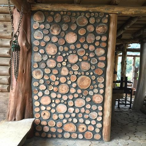 Cordwood Homes O Nifty Homestead