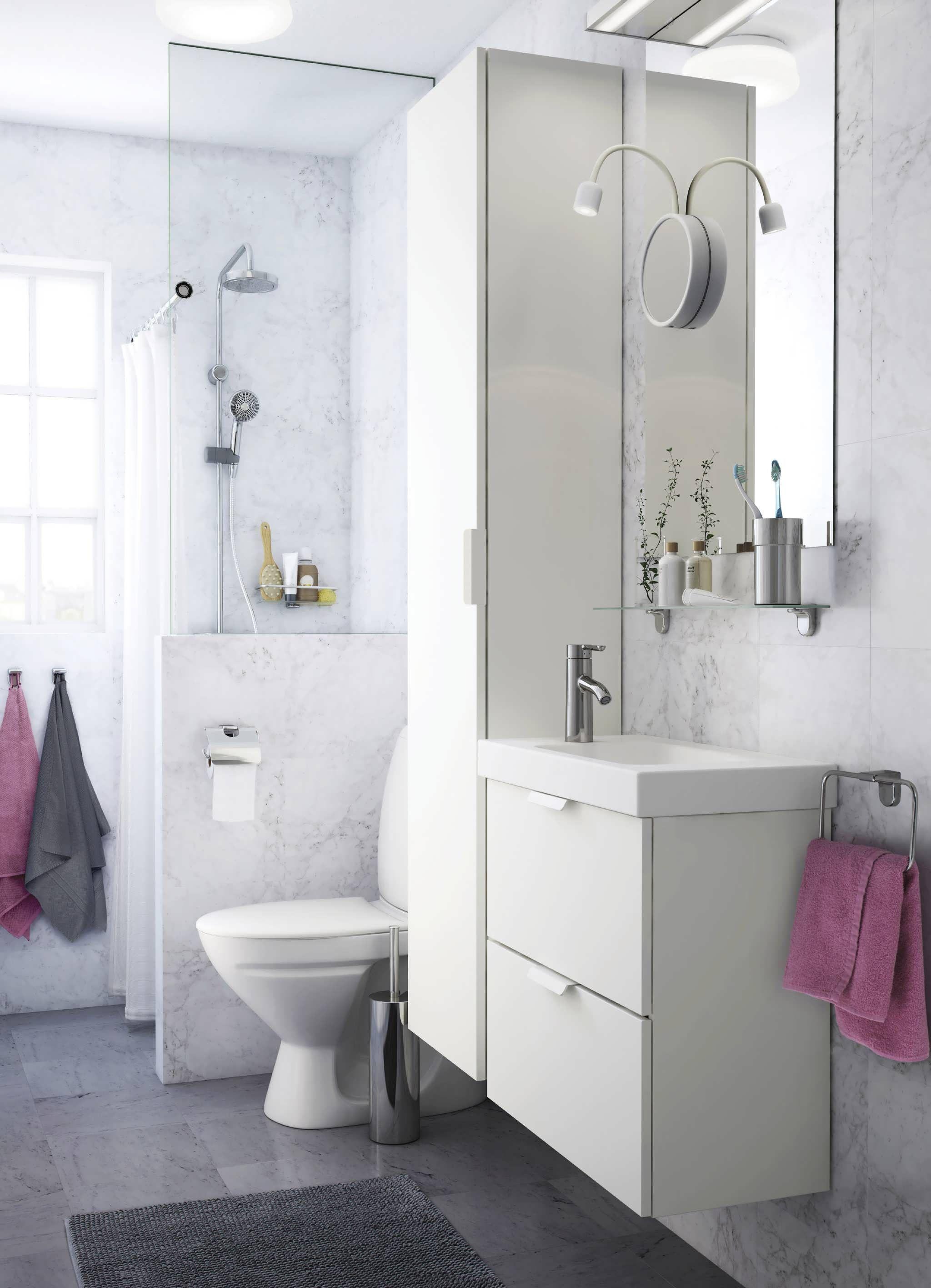 Weiß Badezimmer Kabinett Ideen - Weiße-Badezimmer-Kabinett ...