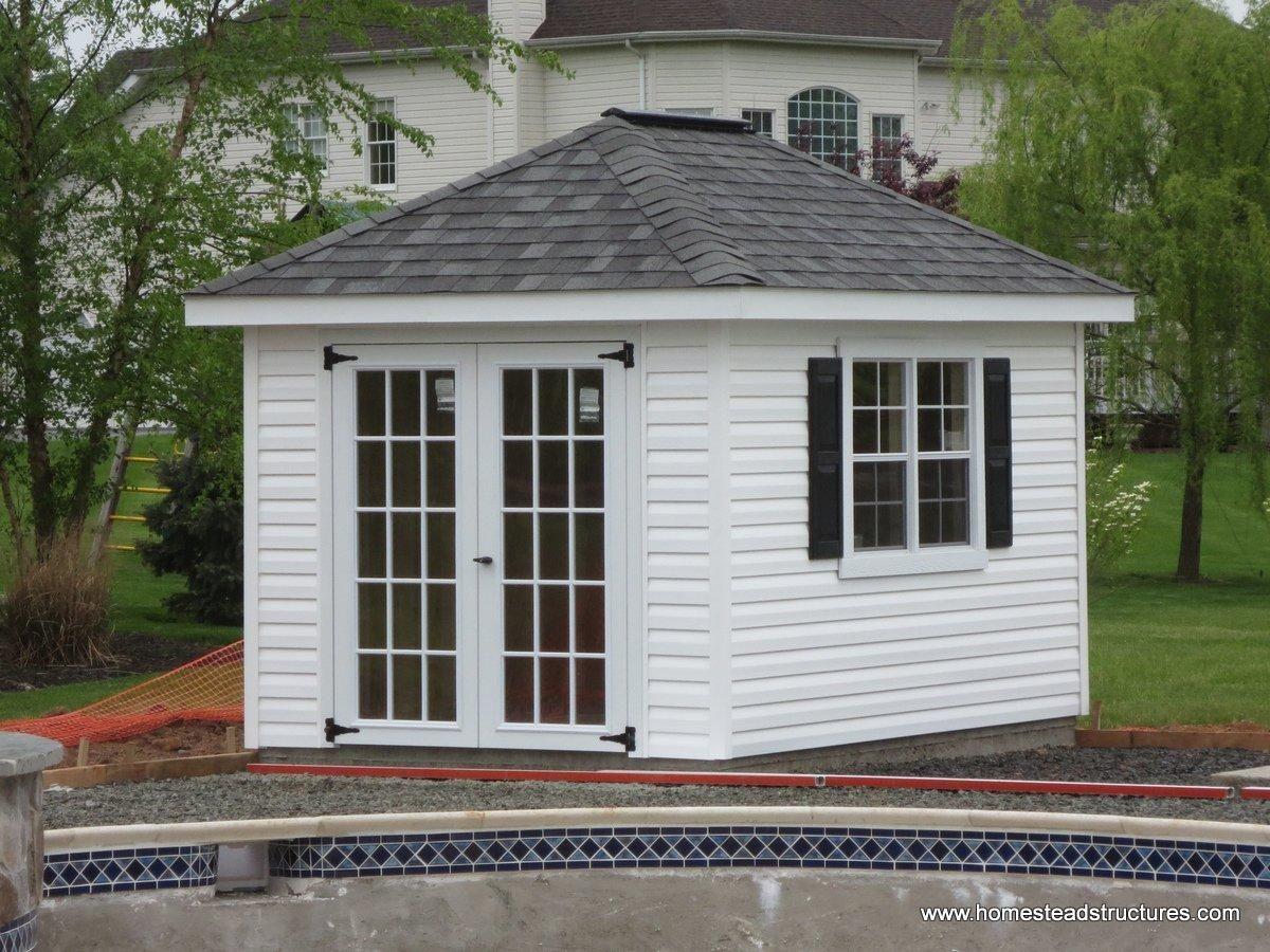 13+ Hip roof shed designs information