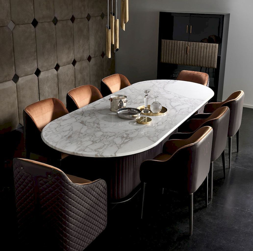 2 Colours For A Luxury Dining Room Insplosion Blog Luxury Dining Room Granite Dining Table Marble Dining