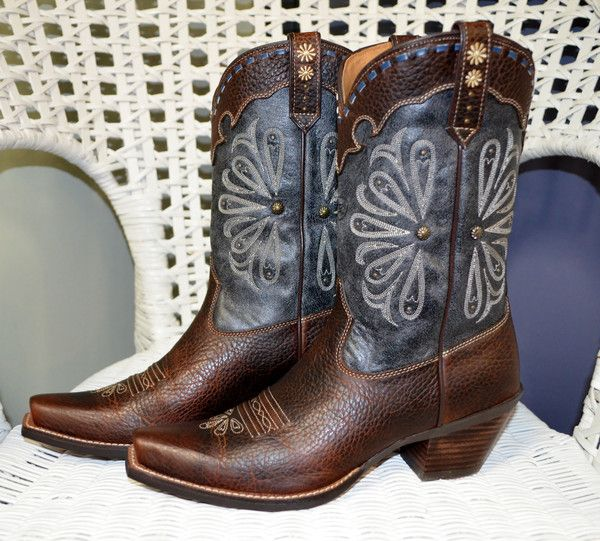 Daisy Ariat Boots! | Dream closet | Pinterest | Μαργαρίτες, Μπότες ...