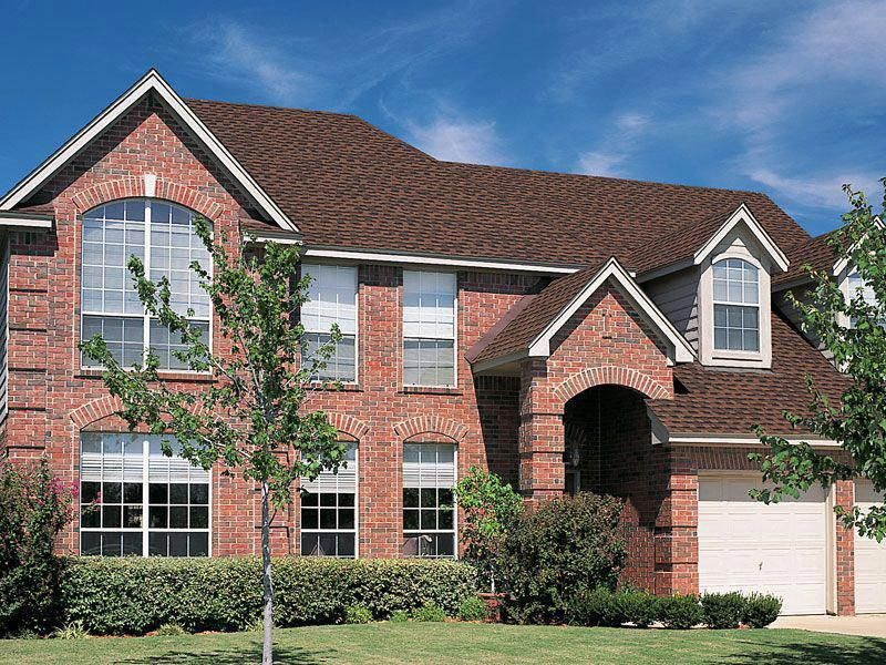 Best Learn All About Roofing In This Article Red Brick House 400 x 300