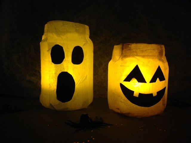 Five Easy and Fun Halloween Crafts Fun halloween crafts, Craft and - fun and easy halloween decorations