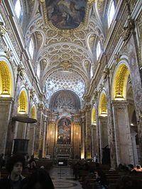 Chiesa di San Luigi dei Francesi - San Luigi dei Francesi, con Cristina Zazzaro il 28 aprile. Dalle 15 in poi #InvasioniDigitali
