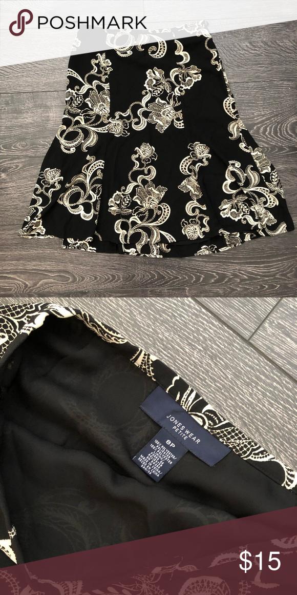 Classy skirt!