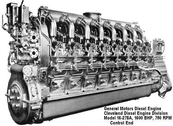 winton diesel engines