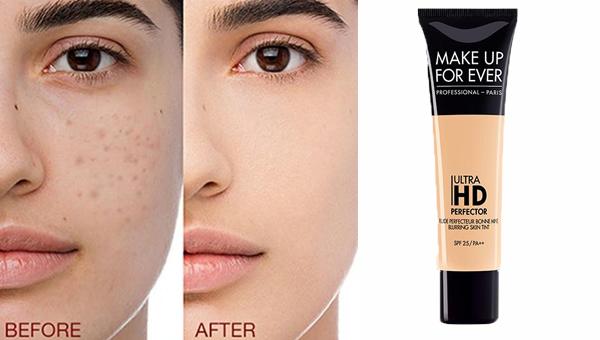 افضل كريم اساس للبشرة الجافة بالصور من 4 ماركات شهيره مع مميزات كل نوع Make Up For Ever Make Up Powder Brush