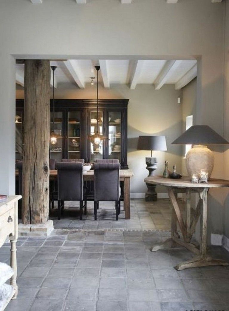 5 Stunning Belgian Farmhouse Interiors You Have To See