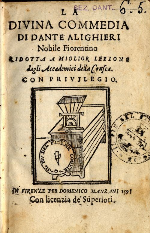 Dante Alighieri Dante - Essay