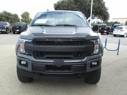 2018 Ford F 150 Roush Removable Front License Plate Bracket
