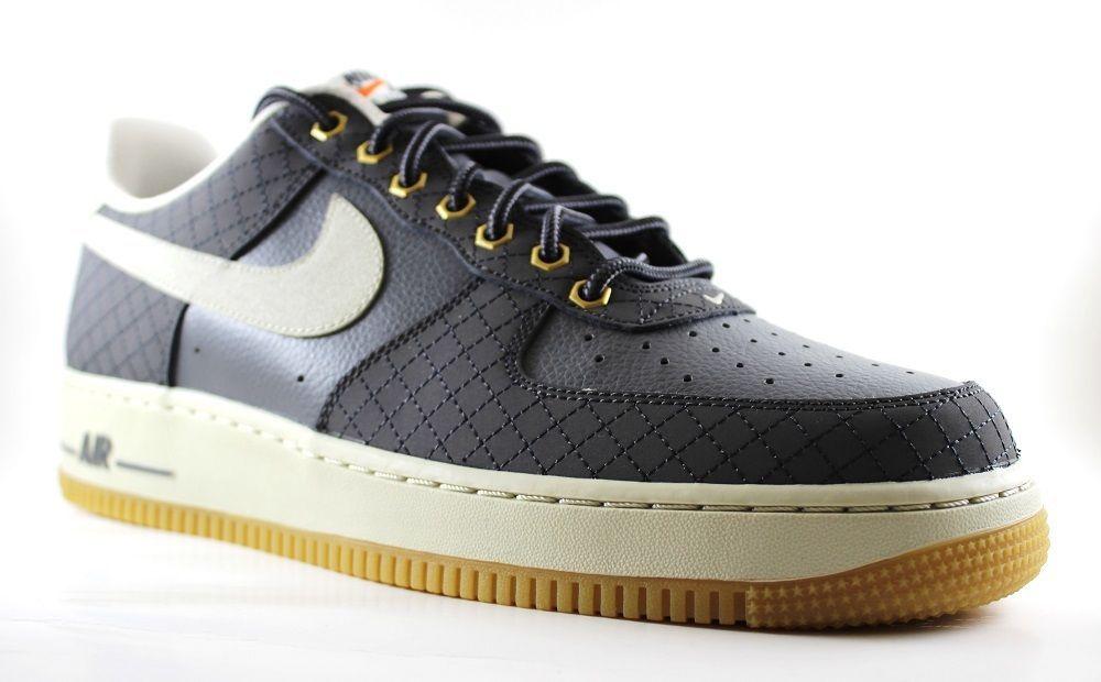 separation shoes 29c85 4d4e3 Nike Men s Air Force 1 Basketball Shoes 488298 094 Grey Bone Brown Size 10.5   Nike  BasketballSneakers
