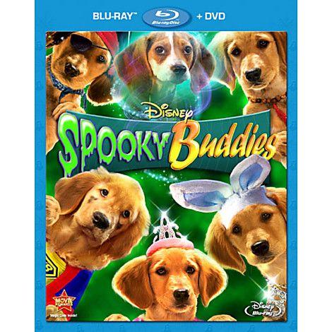 Spooky Buddies 2 Disc Combo Pack Spooky Buddies Buddy Movie