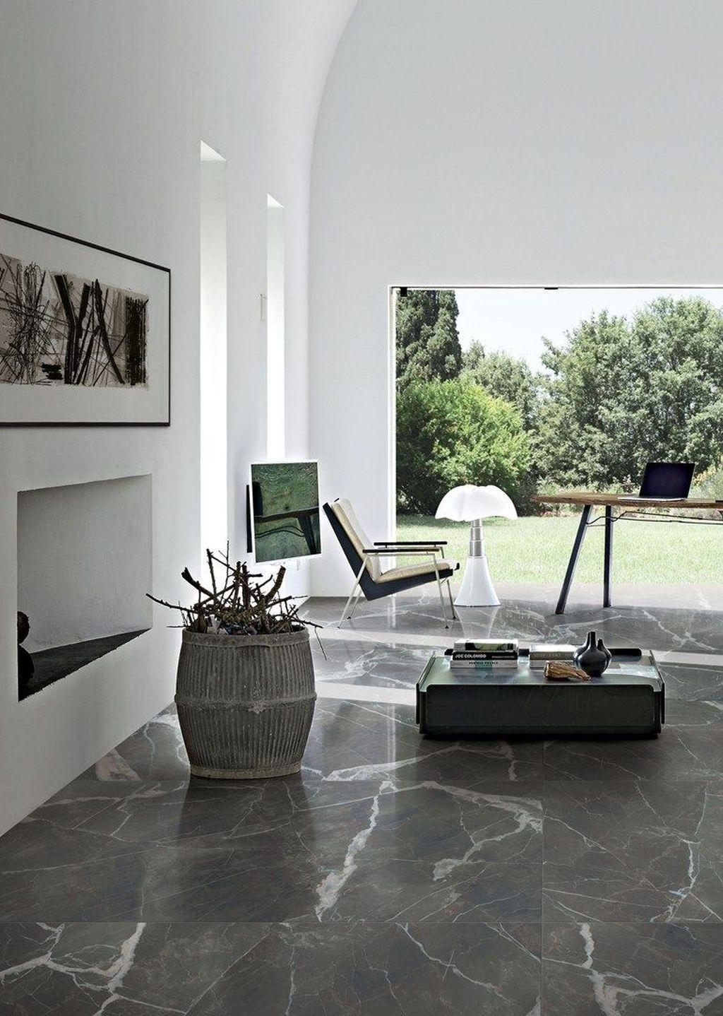 30 Luxurious Living Room Design Ideas With Floor Granite Tile | Marble  living room floor, Living room tiles, Tile floor living room