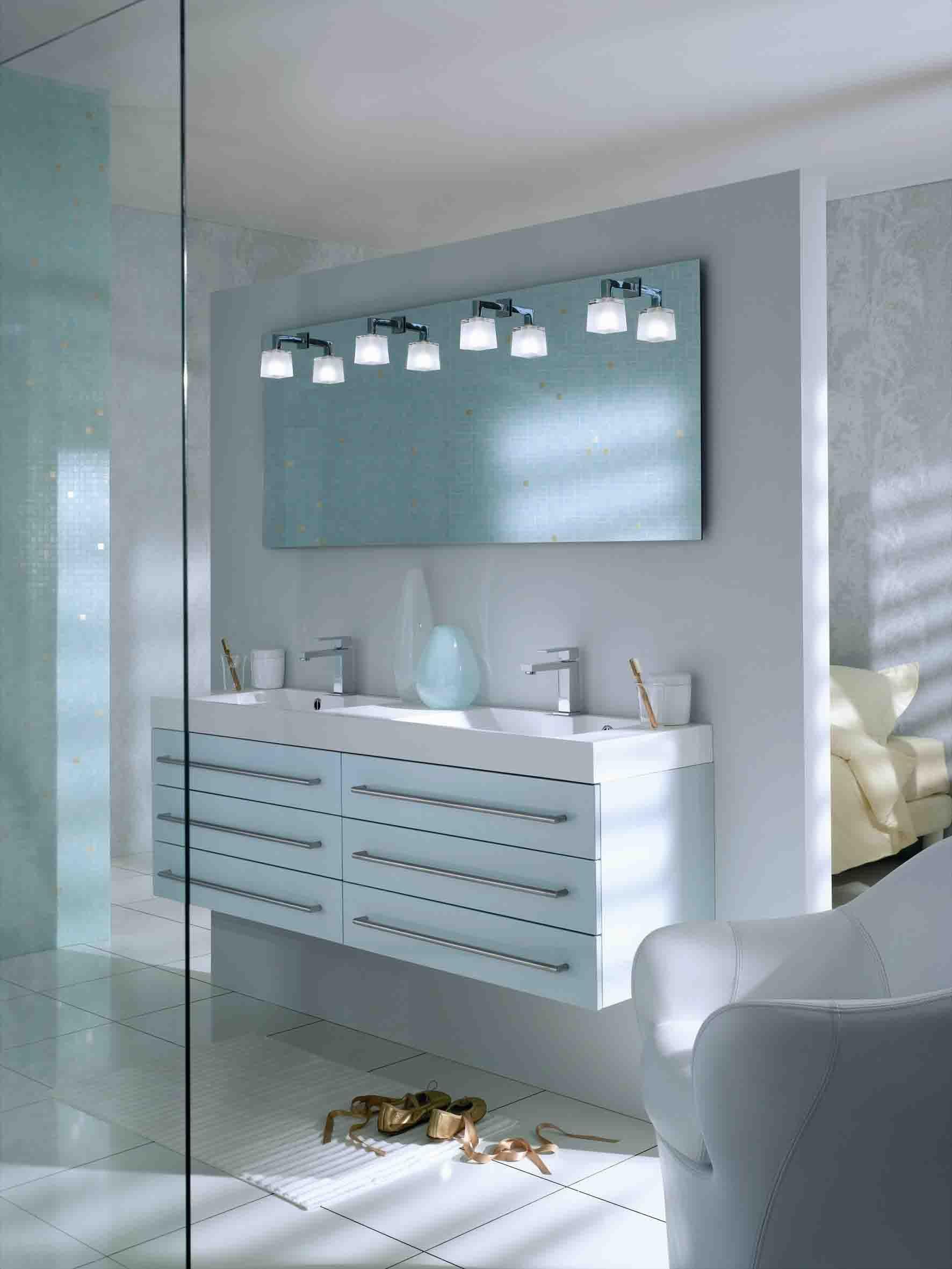 Paris 60-Inch Espresso Double-Sink Bathroom Vanity With Mirrors decotec bathroom vanity double bathroom vanity - new york intégré