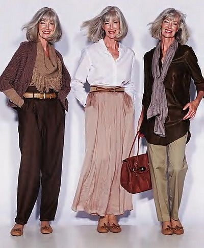 Мода для женщин после 60 лет фото 2018 год
