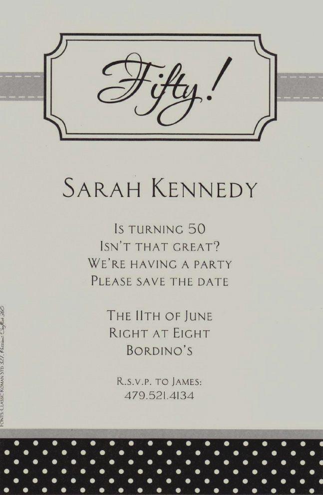 formal birthday invitations fresh