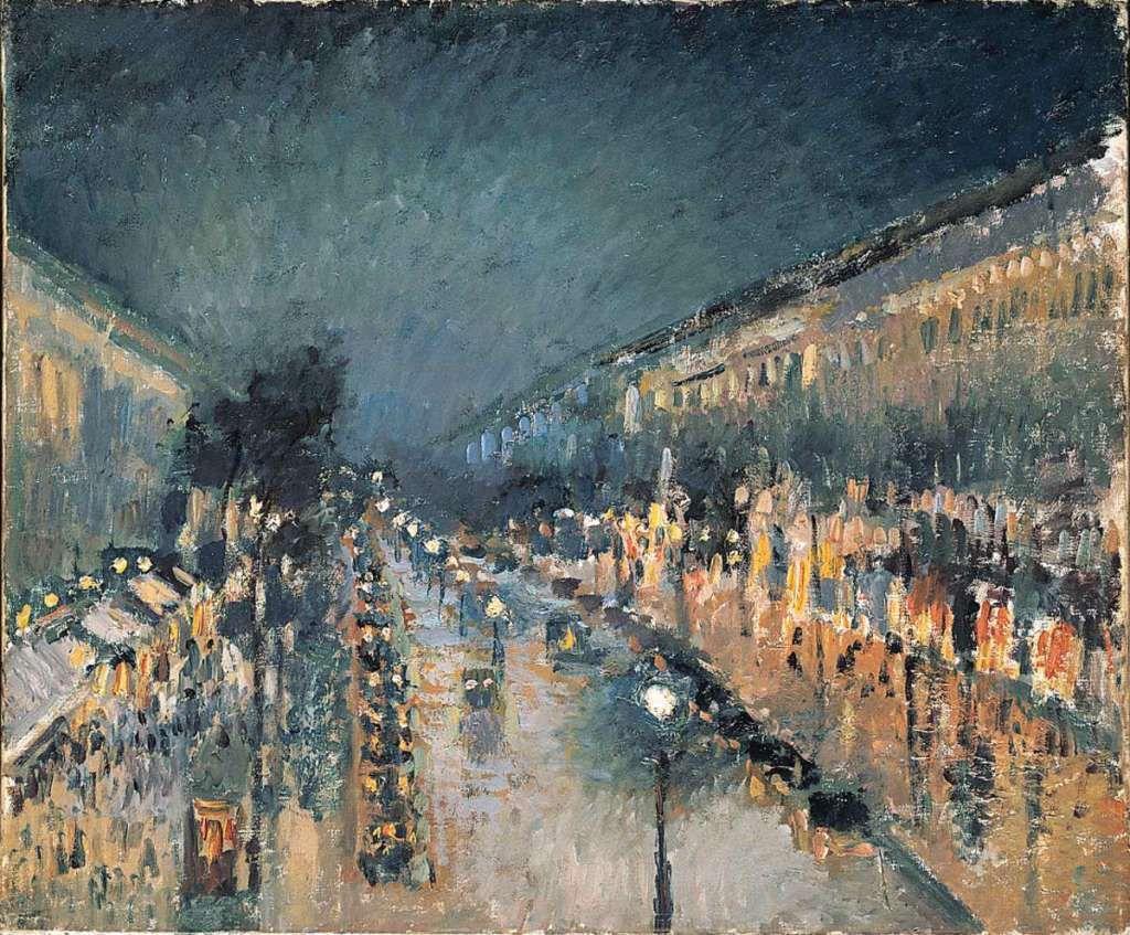 Camille Pissarro Pissarro Etait Un Paysagiste Qui A Eu Un Role Dans Le Mouvement Impressionniste E Art Impressionniste Peintre Impressionniste Impressionnisme