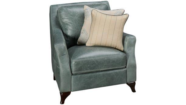 Simon Li Camden Leather Chair Leather Chair Stylish Leather