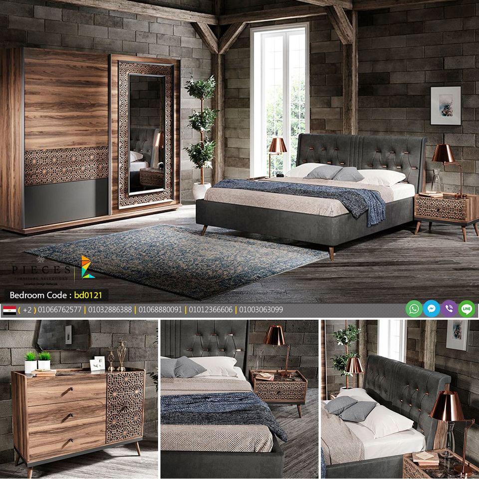 احدث كتالوج تصميم غرف نوم مودرن 2017 2018 بأذواق عالمية لوكشين ديزين نت Bedroom Furniture Design Modern Bedroom Bedroom Design