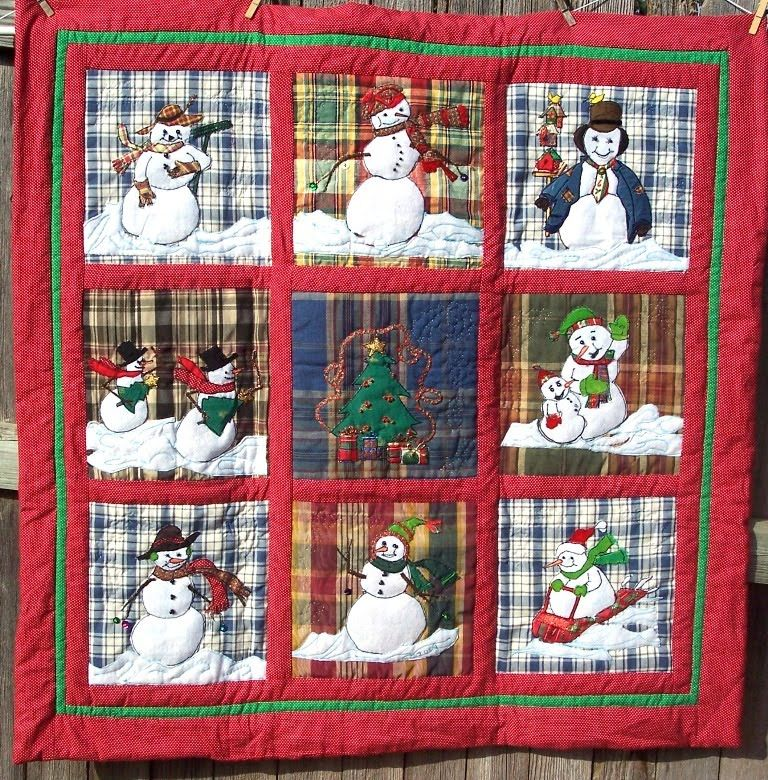 Holiday Quilts | been making christmas quilts here is 2008 s ... : quilt for christmas - Adamdwight.com