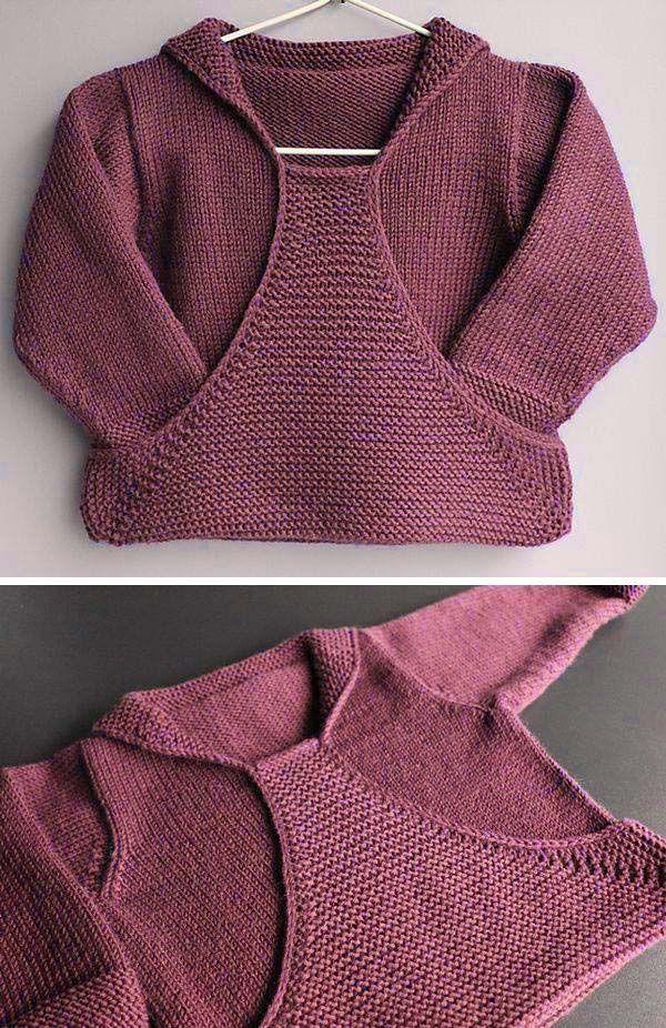 Pull Gaspard  Knitting Pattern Pull Gaspard  Knitting Pattern