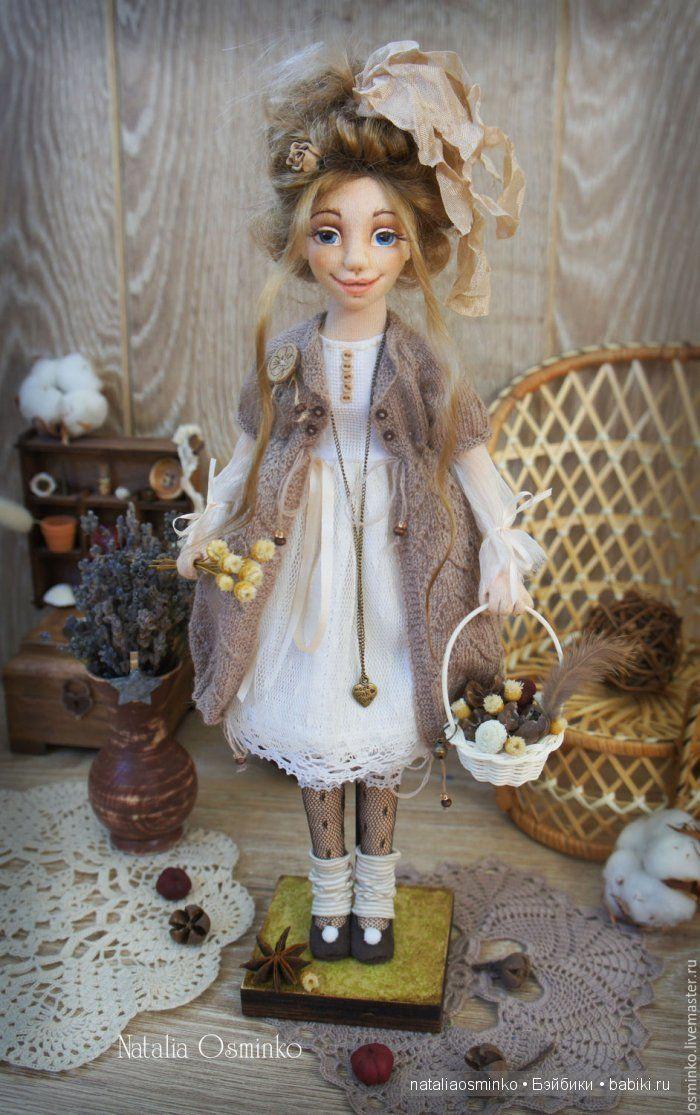Текстильная кукла изготовление своими руками 76