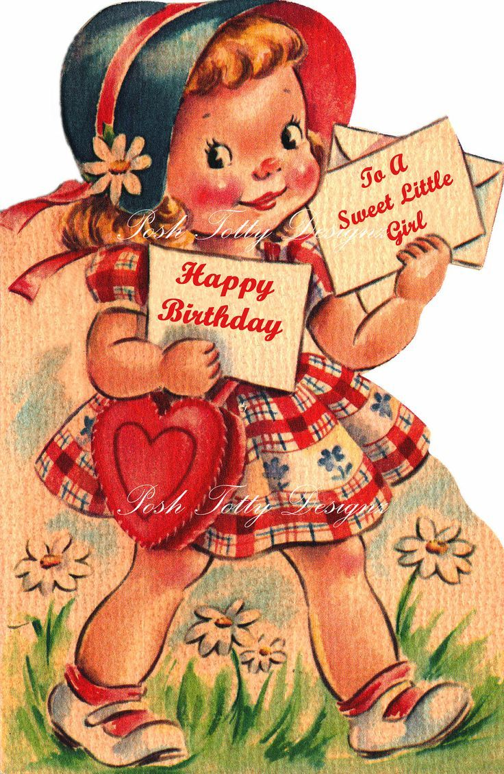 Pin by amy on vintage cards pinterest vintage birthday vintage birthday cards vintage greeting cards vintage postcards sweet girls card ideas happy birthday happy brithday vintage cards vintage travel kristyandbryce Image collections