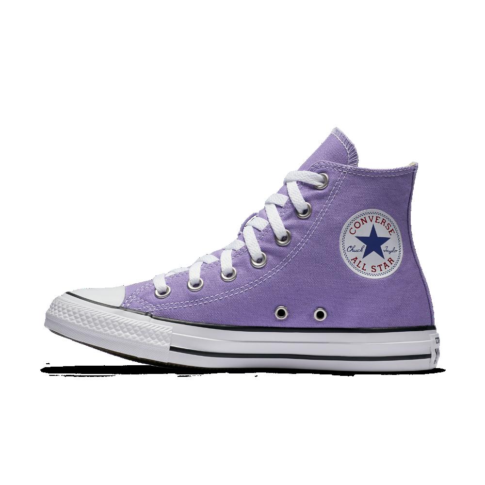 Purple converse, Chuck taylors