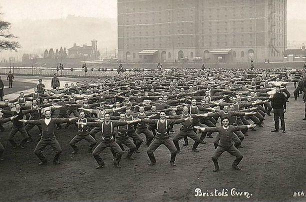 Bristols Own 1914.
