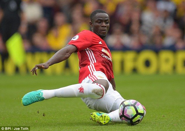Eric Bailly has impressed in defence for United since arriving from Villarreal