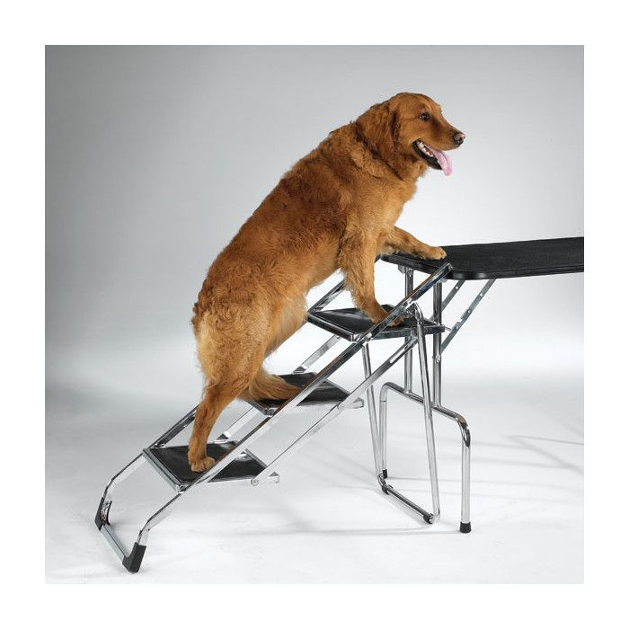 Merveilleux Master Equipment Non Skid 4 Step Pet Stair U0026 Reviews | Wayfair