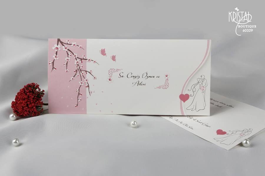 Huwelijkskaarten Kristal Boutique : 60329