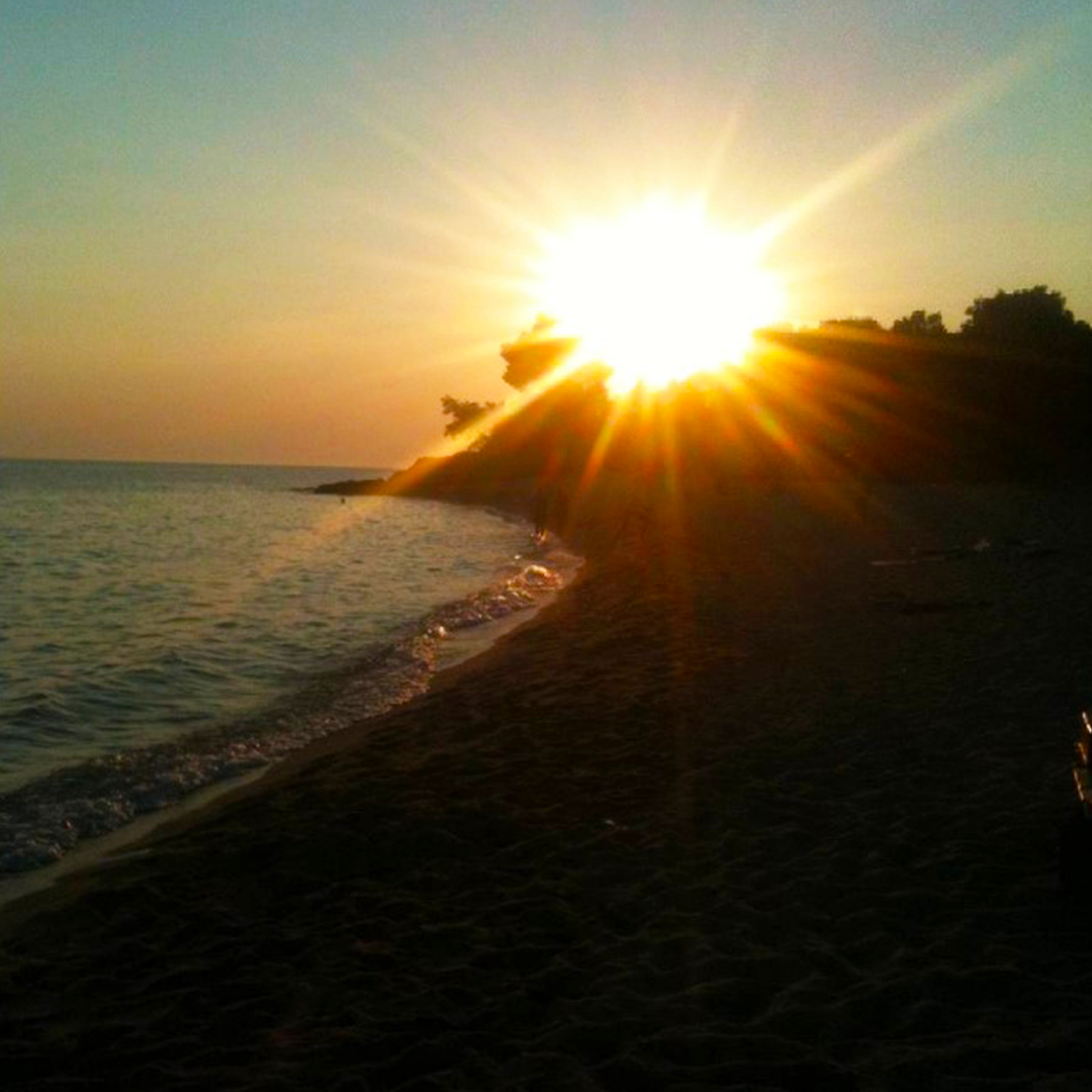 Thank you @chistina_papaioannou for sharing your perfect moment! #visithalkidiki