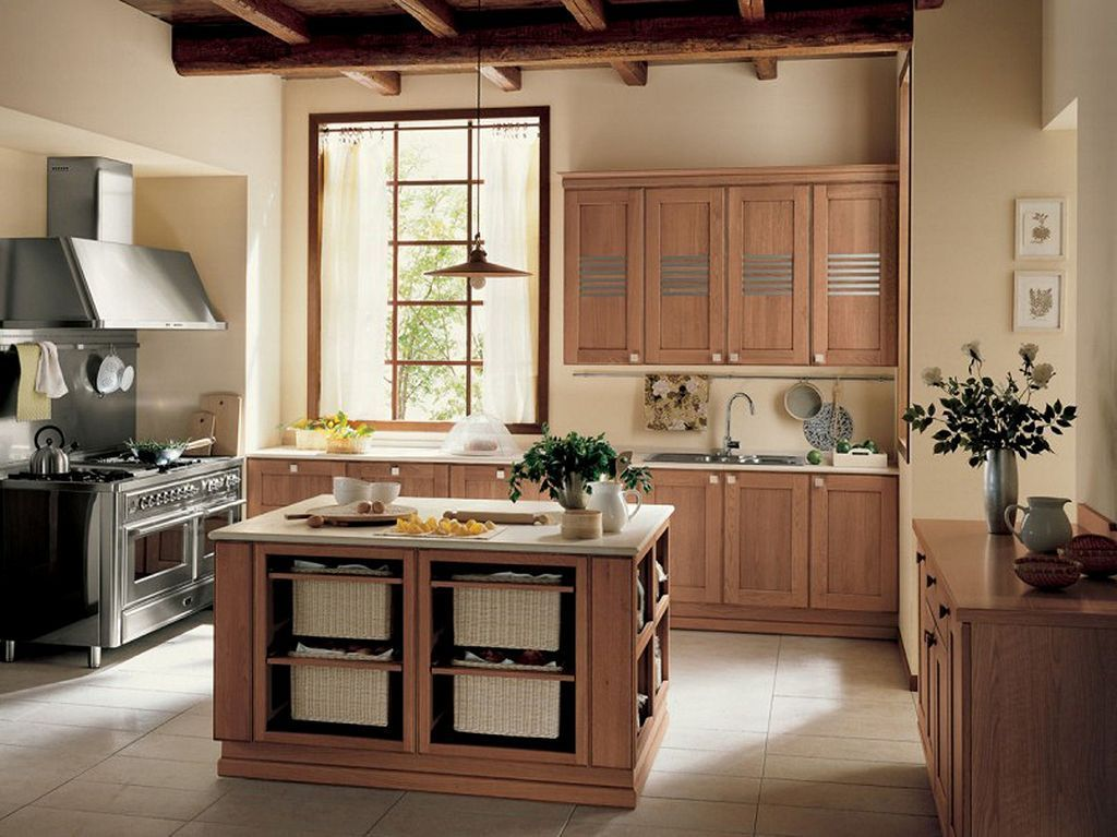 Top Ideas Primitive Country Kitchen Decor(12) | Country ...
