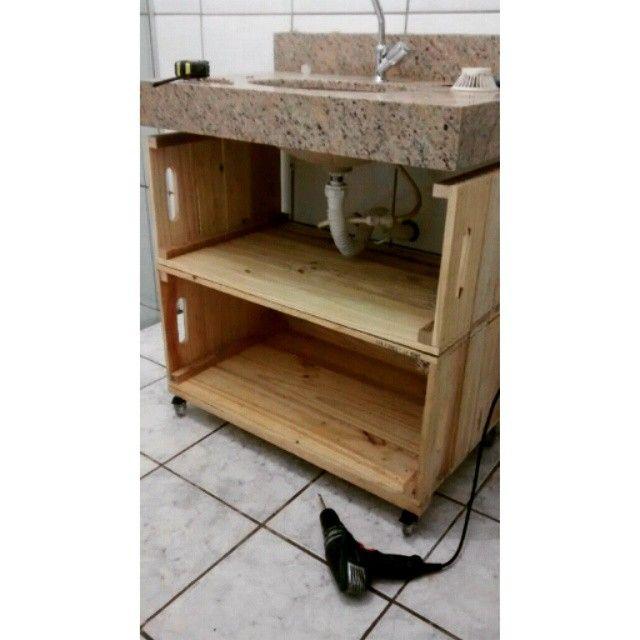 Armario Ikea Pax Blanco ~ Wibamp com Armario De Cozinha Feito Com Caixote ~ Idéias do Projeto da Cozinha para a Inspiraç u00e3o
