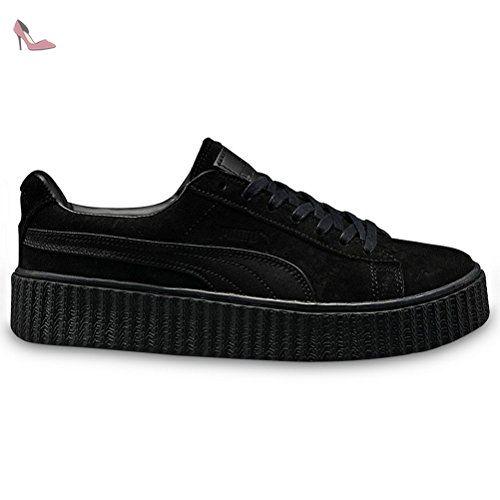 Puma creepers Noir et blanc Size 37 EU / 6.5 US / 4 UK
