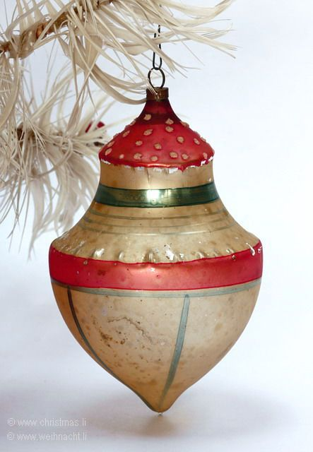Pin von J CHRISTIAN auf Christmas/Vintage Ornaments   Pinterest ...
