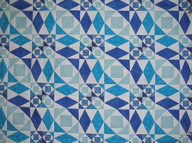 Storm at Sea by Piecemeal Quilts, via Flickr | Patchwork1231235 ... : piecemeal quilts - Adamdwight.com