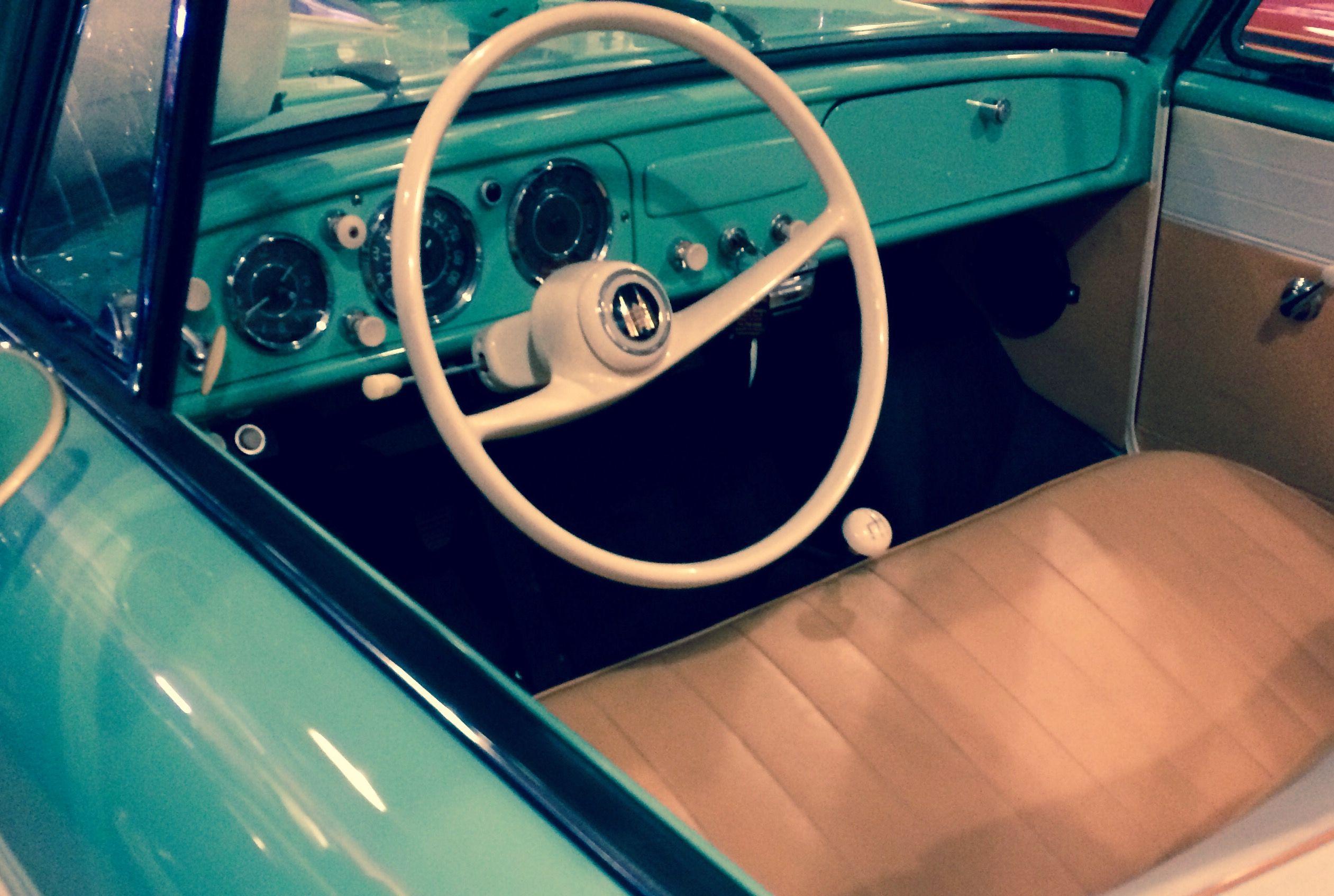 Amphibious Car Interior Car Candy Pinterest