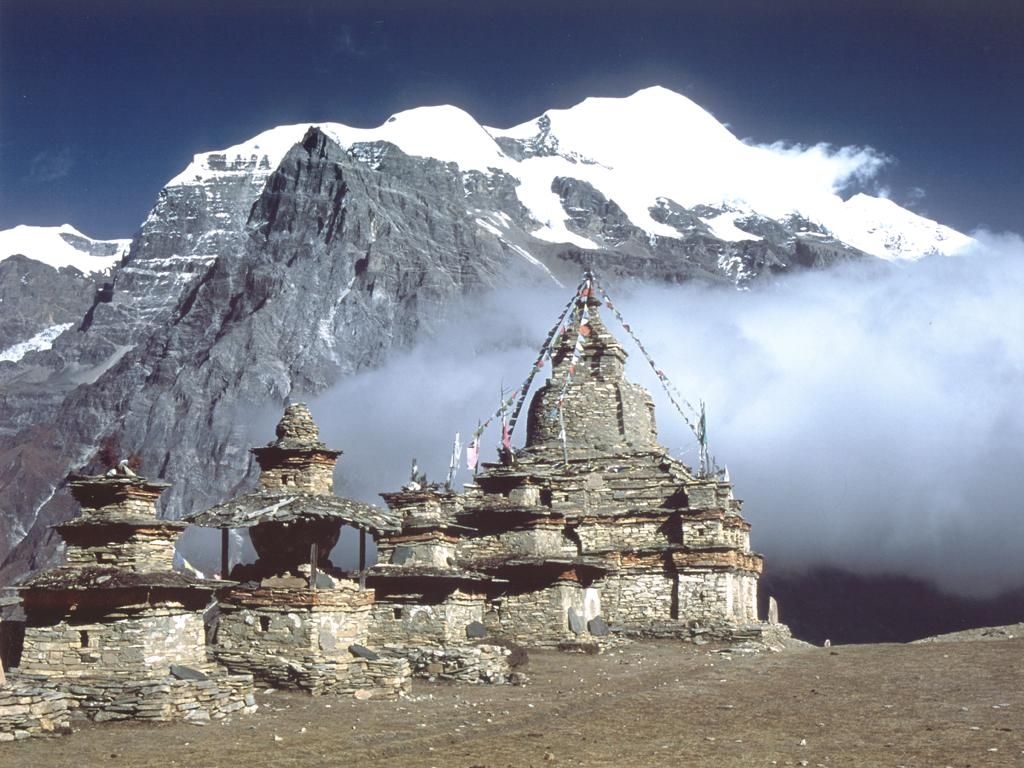 Pin Von Caaarly Hope Auf Pemandangan Buddhismus Gaia Landschaft