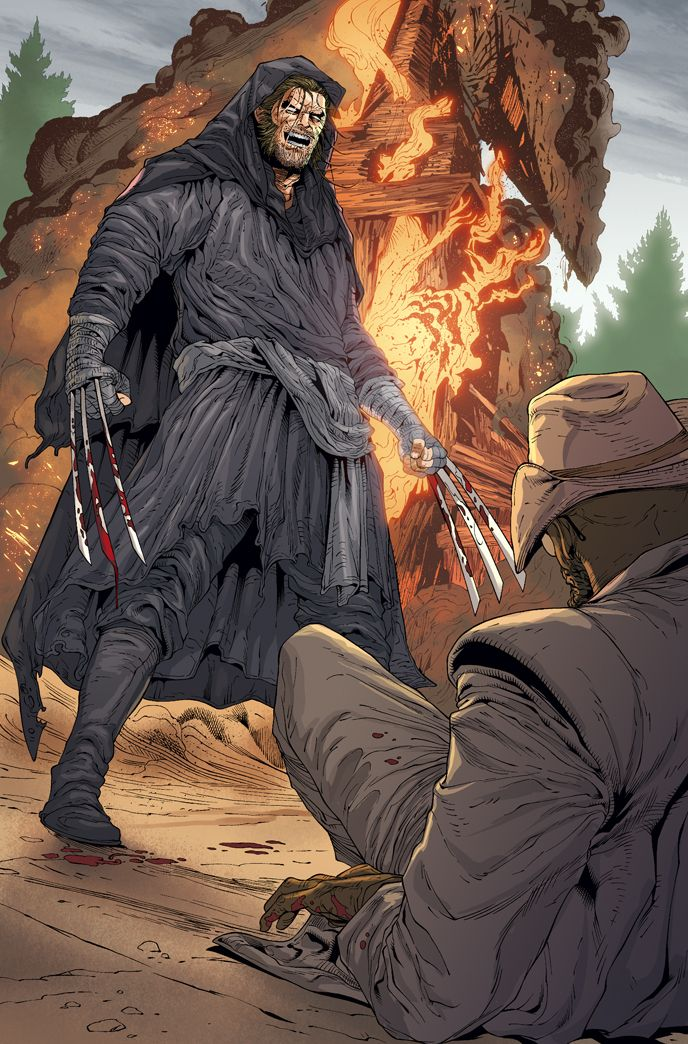 Wolverine by Renato Guedes & Matthew Wilson