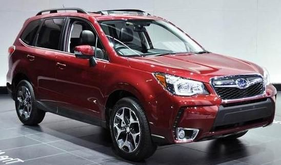 Subaru Forester 2016 Google Search