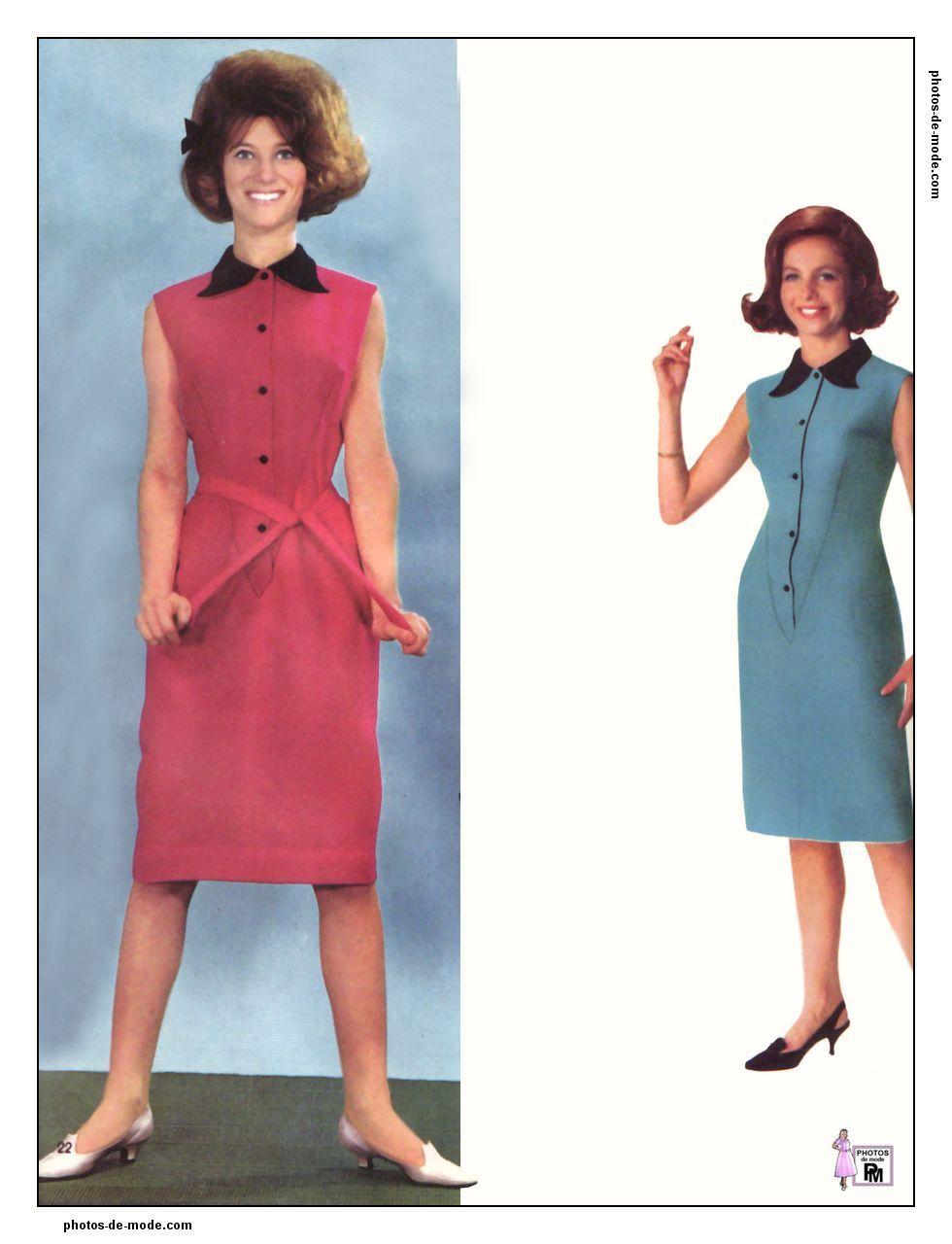 mode ann es 60 1964 sheila pinterest mode ann e 60. Black Bedroom Furniture Sets. Home Design Ideas